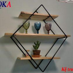 Kệ trang trí treo tường