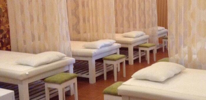 giường massage body