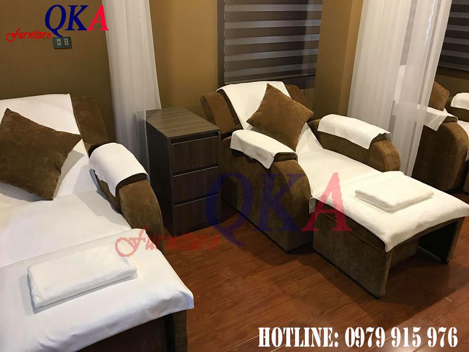 phòng massage chân
