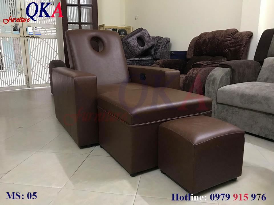 Mẫu ghế massage chân giá rẻ