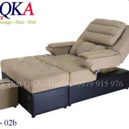 Mẫu ghế massage chân – QKA 02b