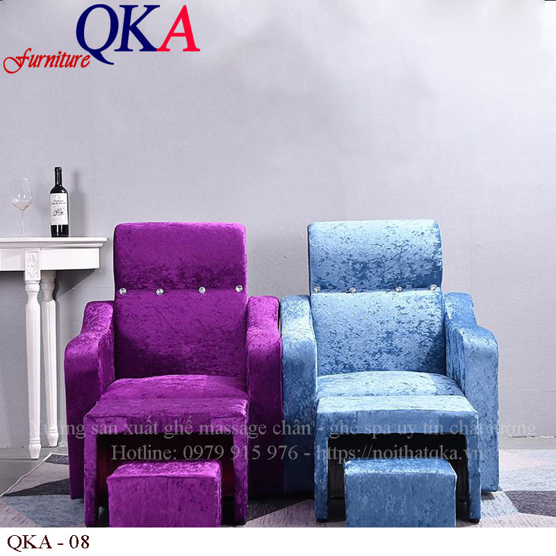 Ghế Massage Foot – QKA 08