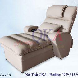 Mẫu ghế massage chân cao cấp – QKA 10