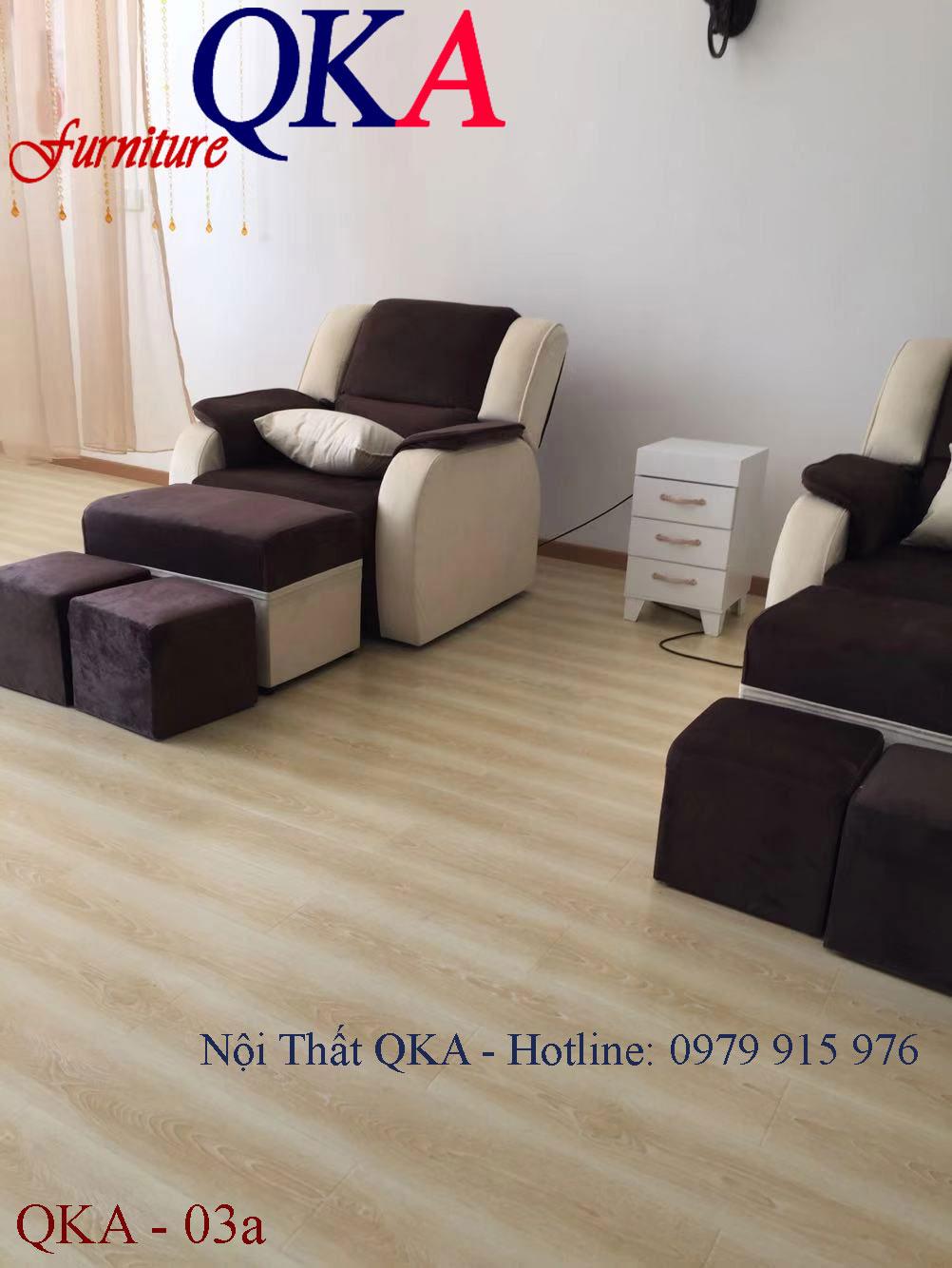 Ghế làm móng (Nail) – QKA 03