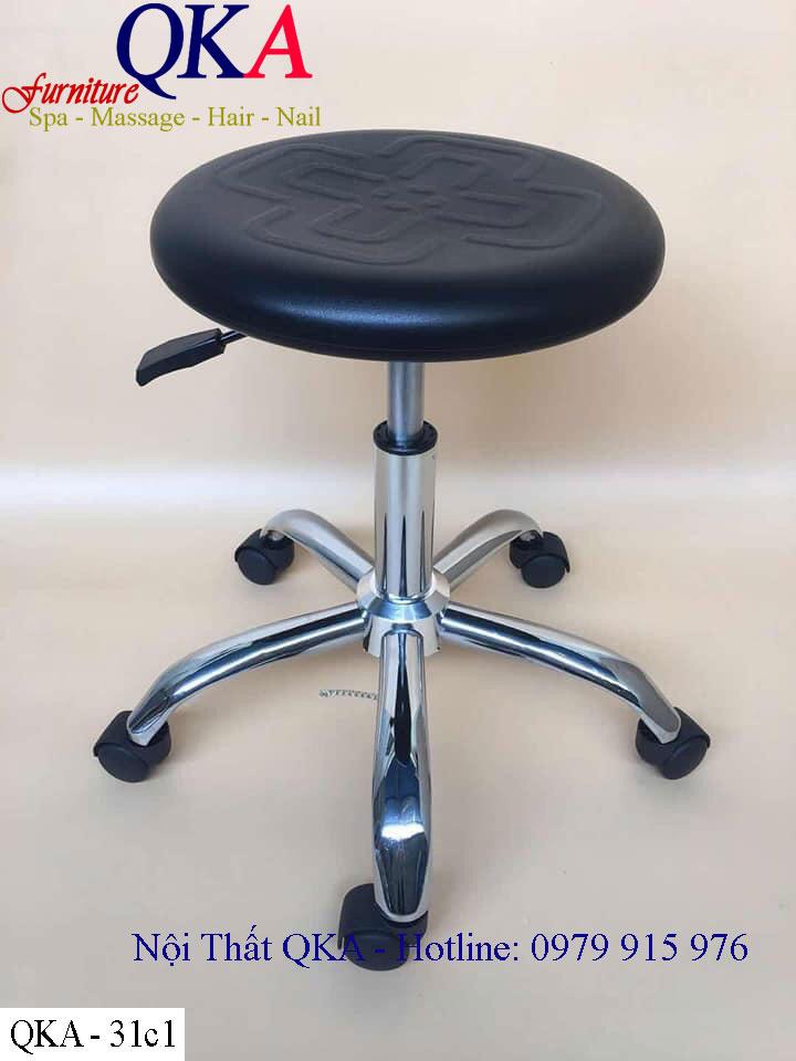 Mẫu ghế đôn xoay – QKA 31c1