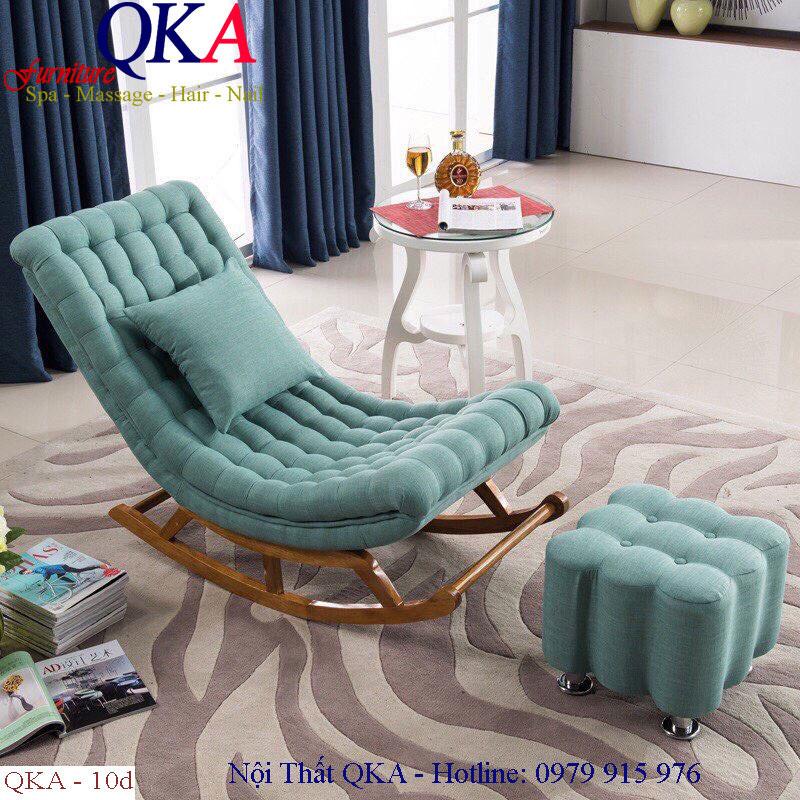 Ghế bập bênh thư giãn – QKA 10d