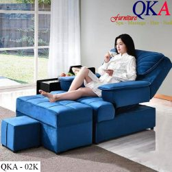 Mẫu ghế massage cao cấp – QKA 02K