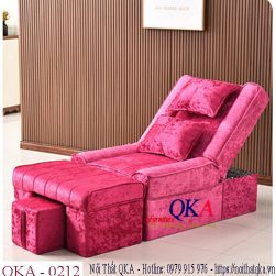 Mẫu ghế mát xa chân – QKA – 0212