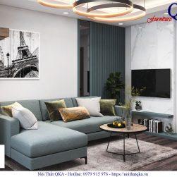 Mẫu ghế sofa – QKA 11Z