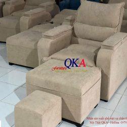 Mẫu ghế massage chân – QKA 12