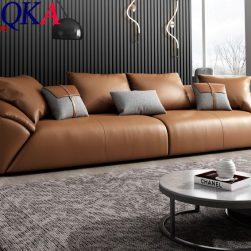 Bộ ghế sofa băng dài – QKA 11ĐK1